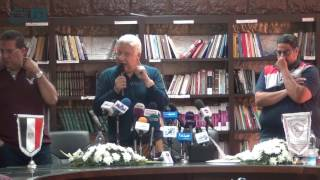 مرتضى منصور يحذر عامر حسين