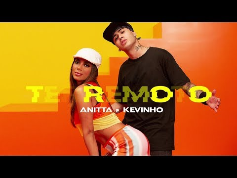 Anitta Feat Mc Kevinho - Terremoto Letra