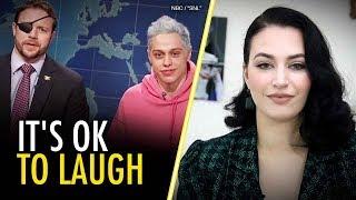 Dan Crenshaw and SNL prove it's okay to laugh - Martina Markota