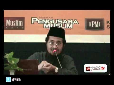 Seminar Ekonomi Islam - Alternatif Permodalan Dalam Islam (#3) - Dr. Muhammad Arifin Badri