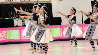 [HD] Nkauj Hmoob Hnub Ci Dance Hmong New Year 2014-2015 Oshkosh, WI