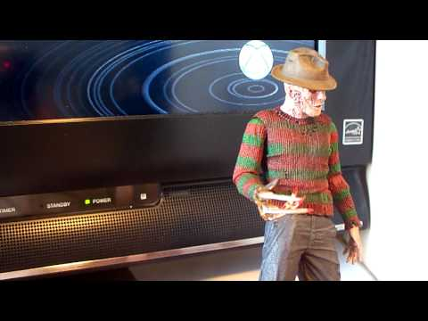 Neca A Nightmare on Elm Street Freddy Krueger action figure