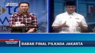 Mata Najwa Eksklusif: Babak Final Pilkada Jakarta (1)