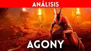 ANALISIS 4K AGONY: Así es el polémico y ultraviolento Survival Horror - Review y Gameplay español