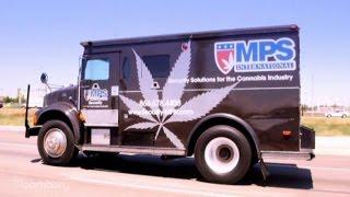 The Armored Trucks Guarding Marijuana's Cash Flow