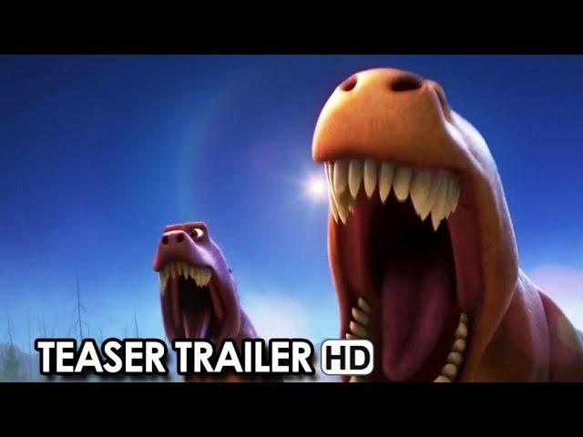 Il Viaggio di Arlo Teaser Trailer Ufficiale Italiano (2015) - Disney Pixar Movie HD
