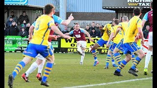 Highlights: South Shields 1-2 Warrington Town