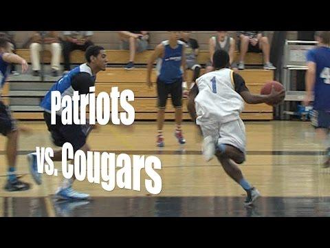 Patriots vs. Cougars, San Diego High School Showcase at Miramar, 9/21/14
