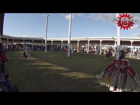 Womens Traditional Dance @ Sakimay Powwow 2016 #1