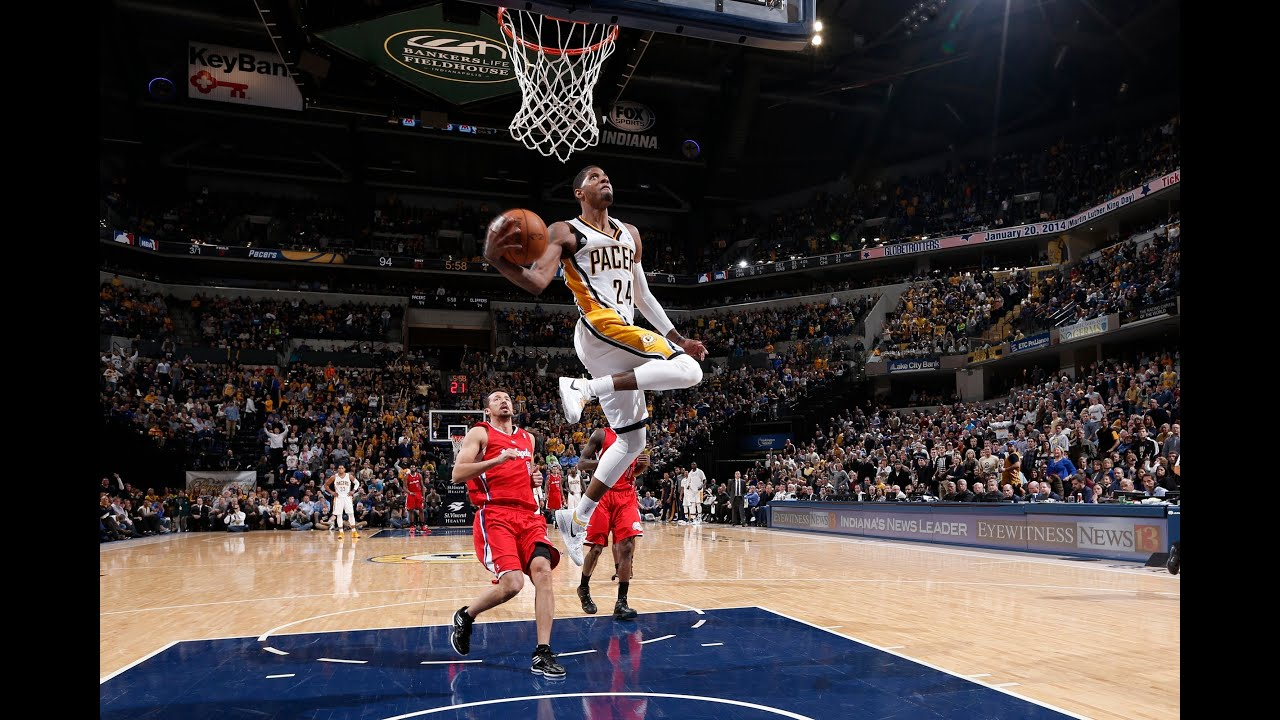 Paul George: Best of Dunks - YouTube