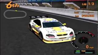 Gran Turismo 3 A-Spec: Super Speedway, Astra Touring Car.