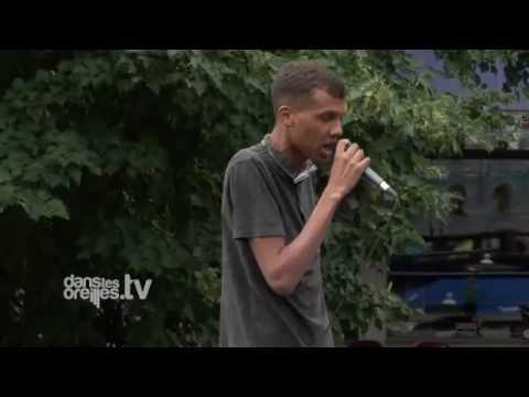 STROMAE - Live En Ville
