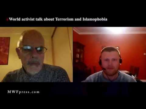 The second video conference of MWFpress on terrorism and Islamophobia (Part 3)