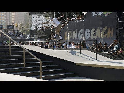 Best of Ryan Sheckler Pro Competition Dew Tour Long Beach 2016