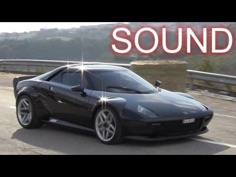 New Lancia Stratos Sound!