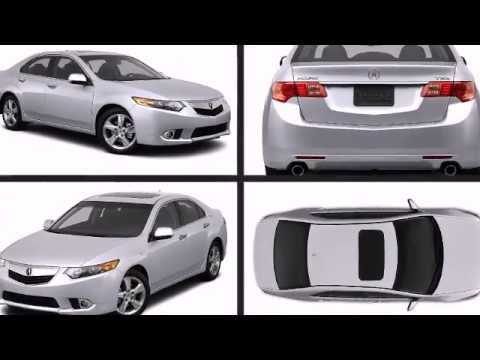 2012 Acura TSX Video