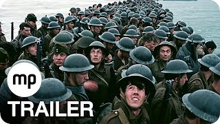 DUNKIRK Teaser Trailer German Deutsch (2017) Christopher Nolan Film