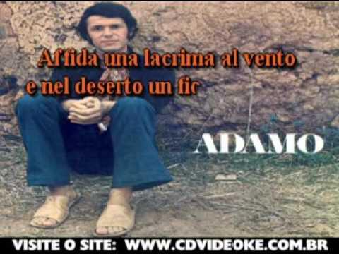 Adamo   Affida Una Lacrima