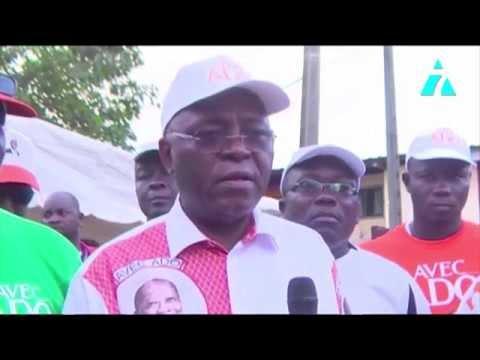 Elections côte d'ivoire: retrait des cartes d'électeurs -Afrika television