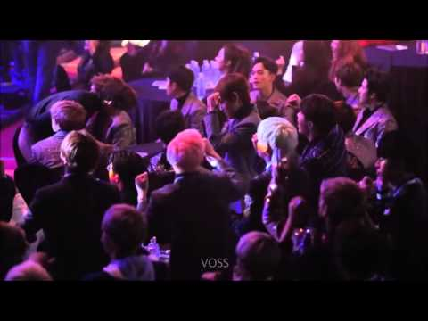 """160217 BTS, EXO, Red Velvet Reaction To Big Bang """" We Like 2 Party"""""""