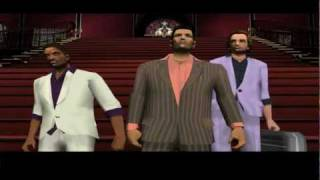 GTA: Vice City - (Final) Mission #61 & Credits - Keep Your Friends Close...