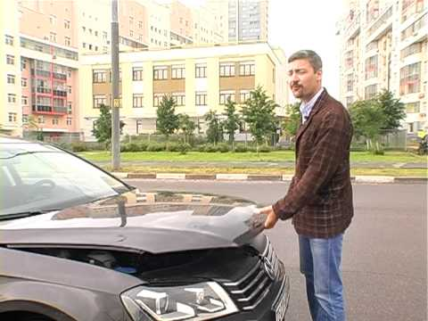 Тест-драйв Volkswagen Passat