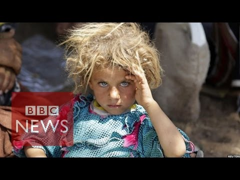 Who are the Yazidis? In 60 seconds - BBC News