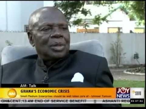 Ghana's Economic Crisis - AM Talk (2-6-14)