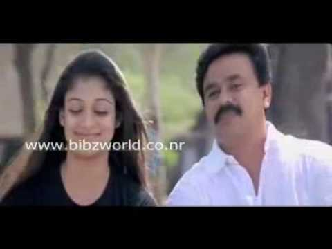 Bodyguard Malayalam Movie Song Arikathayaro -first On Net.flv video