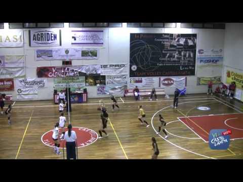 FRATRES VOLLEY CASTELLANETA 0-3 ESPRESSIONE MODA SPONGANO | 25.10.2014
