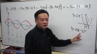 FCS数学教室/三角関数/グラフ超特急【前】
