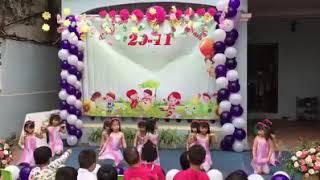 Trẻ em múa hát # thiếu nhi múa hát# trẻ mầm non múa hát❤️❤️🍅🍅