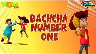 Download Bachcha Number One - Chacha Bhatija - 3D Animation Cartoon for Kids - As seen on Hungama TV 3Gp Mp4