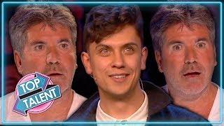 MAGIC Confuses Simon Cowell on Britain's Got Talent 2019 | Top Talent