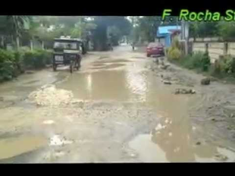 F. Rocha Street, Tagbilaran City as of 01-16-13