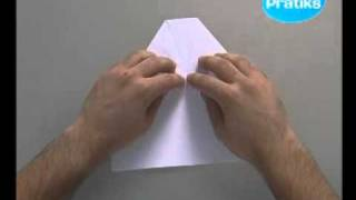 Comment Faire Un Avion En Papier ?