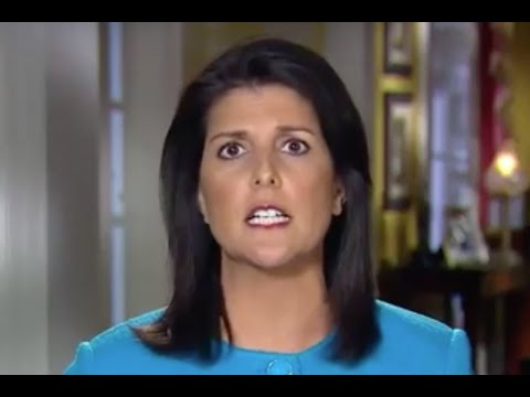 Republican Base Turns On Nikki Haley