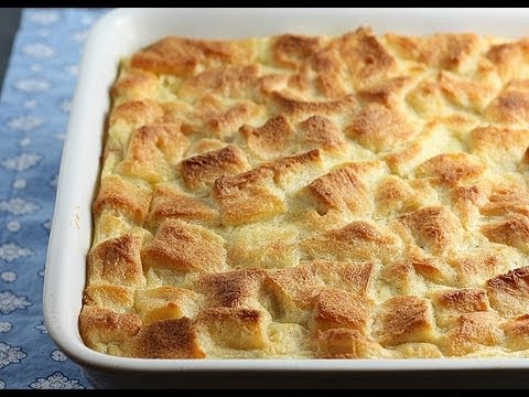How To Make The Best Bread Pudding - Recipe - YouTube