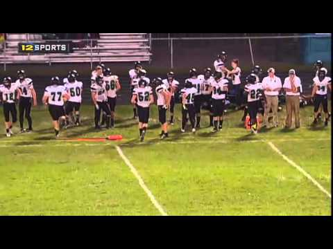 Brooklyn Center vs. Spectrum High School Football