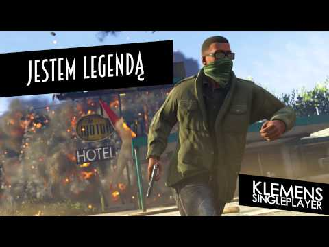 Klemens - Jestem legendą (Singleplayer Mixtape)