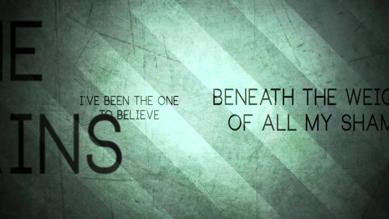 MercyMe - You Are I Am (Official Lyric Video) - YouTube