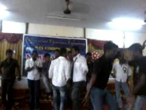 Dance By Ii Yr Guys For Kanni Theevu Ponna Song video