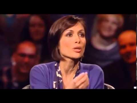 Mara Carfagna a Servizio Pubblico di Michele Santoro 28/02/2013