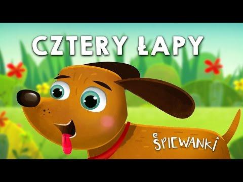 CZTERY ŁAPY – Śpiewanki.tv – Piosenki Dla Dzieci