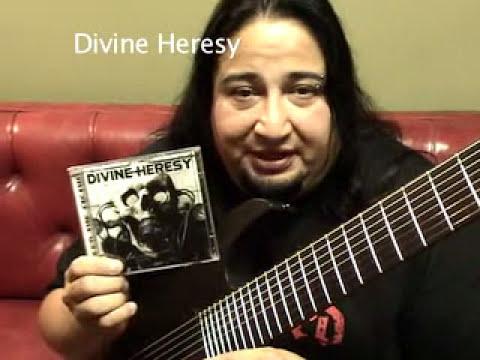 FPE-TV 8 string Guitar Dino Cazares of Divine Heresy