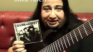 Dino Cazares - 8 string Guitar