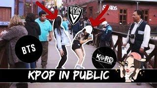 Download Lagu KPOP in PUBLIC || Bailando KPOP en público || Akira Lau Gratis STAFABAND