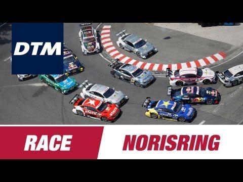 DTM - Norisring 2013 - Race (Re-Live)