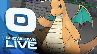 """""""Z DRAGONIUM DRAGONITE!"""" Pokemon Ultra Sun & Moon! OU Showdown Live w/PokeaimMD"""