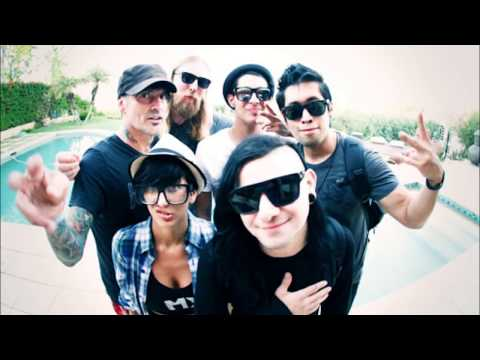 TOP 10 CANCIONES SKRILLEX 2013